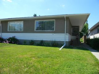 Main Photo: 715 45 Street SW in Calgary: Westgate Semi Detached for sale : MLS®# A1124881