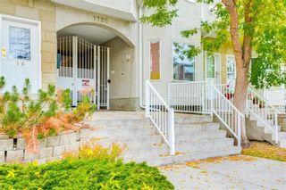 Main Photo: 15 1720 11 Street SW in Calgary: Lower Mount Royal Row/Townhouse for sale : MLS®# A1093666