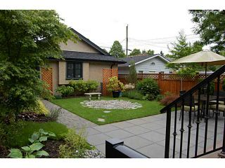 Photo 13: 855 W 19TH AV in Vancouver: Cambie House for sale (Vancouver West)  : MLS®# V988760