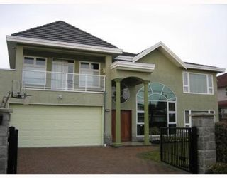 Photo 1: 6551 Chatterton Rd: House for sale (Granville)  : MLS®# V759350