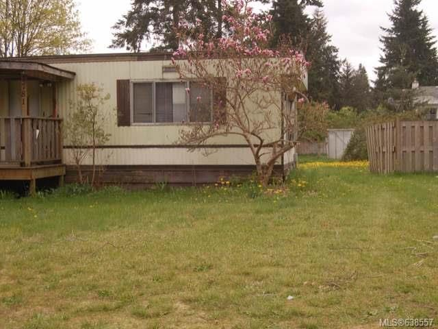 Main Photo: 4781 Lewis Rd in CAMPBELL RIVER: CR Campbell River South Manufactured Home for sale (Campbell River)  : MLS®# 638557
