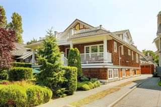 Photo 1: B 19 Cook St in : Vi Fairfield West Row/Townhouse for sale (Victoria)  : MLS®# 882168