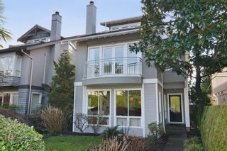"""Photo 1: 2092 WHYTE Avenue in Vancouver: Kitsilano 1/2 Duplex for sale in """"KITS POINT"""" (Vancouver West)  : MLS®# V1100092"""