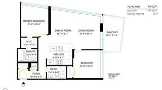 Photo 20: 906 6888 ALDERBRIDGE Way in Richmond: Brighouse Condo for sale : MLS®# R2444720