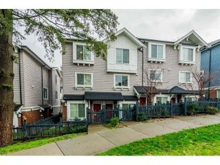 """Photo 1: 161 14833 61 Avenue in Surrey: Sullivan Station Townhouse for sale in """"Ashbury Hills"""" : MLS®# R2592954"""