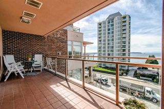"""Photo 15: 406 2271 BELLEVUE Avenue in West Vancouver: Dundarave Condo for sale in """"THE ROSEMONT ON BELLEVUE"""" : MLS®# R2356609"""