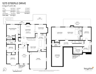 Photo 4: 1273 STEEPLE Drive in Coquitlam: Upper Eagle Ridge House for sale : MLS®# R2556495