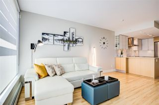 """Photo 6: 512 159 W 2ND Avenue in Vancouver: False Creek Condo for sale in """"Tower Green at West"""" (Vancouver West)  : MLS®# R2572677"""