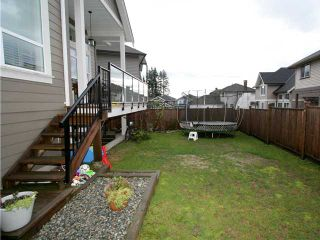 Photo 12: 1334 CANARY PL in Coquitlam: Burke Mountain House for sale : MLS®# V1003686