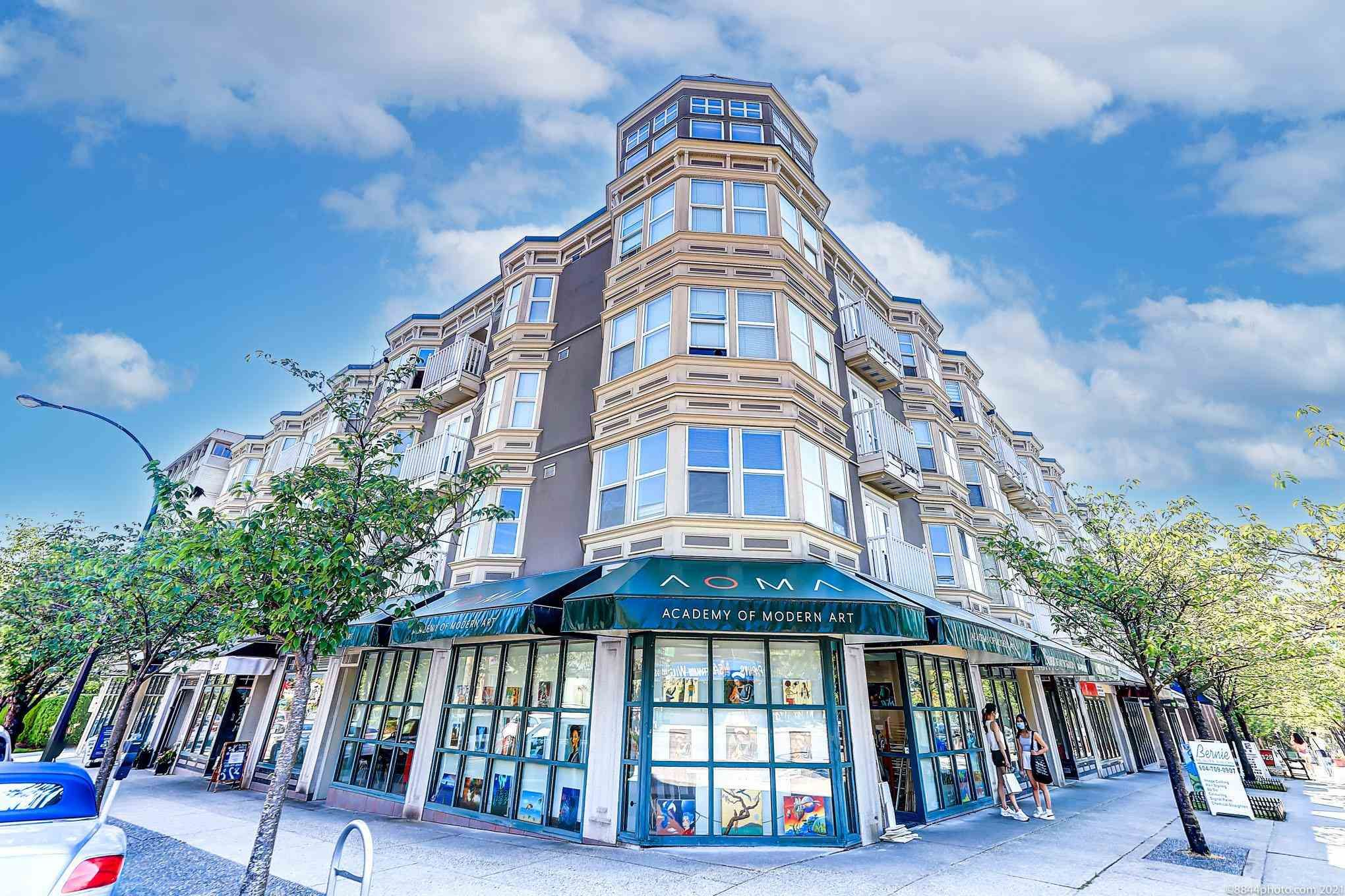 Main Photo: 204 5723 BALSAM Street in Vancouver: Kerrisdale Condo for sale (Vancouver West)  : MLS®# R2597878