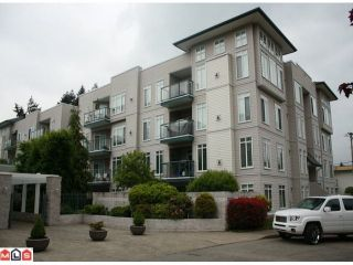 """Photo 1: 213 32085 GEORGE FERGUSON Way in Abbotsford: Abbotsford West Condo for sale in """"ARBOUR COURT"""" : MLS®# F1015296"""