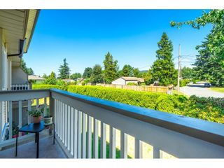 """Photo 18: 32 7640 BLOTT Street in Mission: Mission BC Townhouse for sale in """"Amber Lea"""" : MLS®# R2598322"""