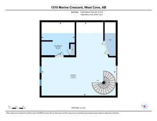 Photo 45: 1510 Marine Crescent: Rural Lac Ste. Anne County House for sale : MLS®# E4261441