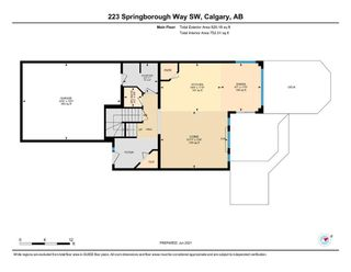 Photo 3: 223 Springborough Way SW in Calgary: Springbank Hill Detached for sale : MLS®# A1114099