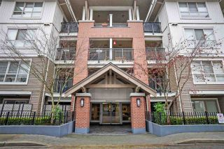 """Photo 1: C105 8929 202 Street in Langley: Walnut Grove Condo for sale in """"The Grove"""" : MLS®# R2523759"""