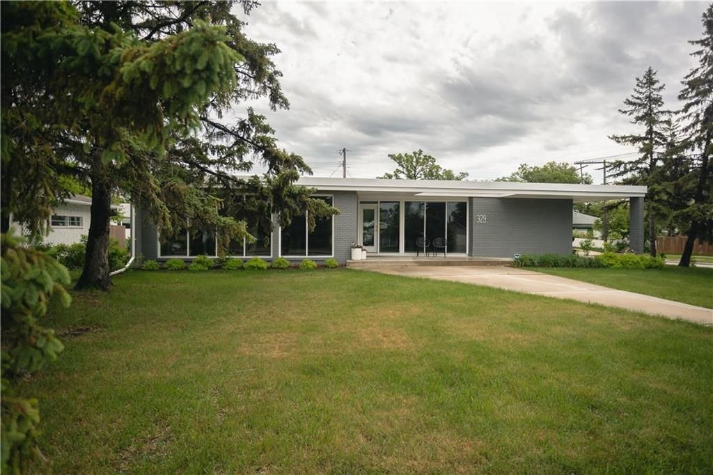 Main Photo: 329 Moray Street in Winnipeg: Silver Heights Residential for sale (5F)  : MLS®# 202114476