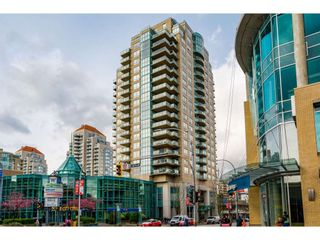 """Photo 1: 2102 612 SIXTH Street in New Westminster: Uptown NW Condo for sale in """"THE WOODWARD"""" : MLS®# R2543865"""