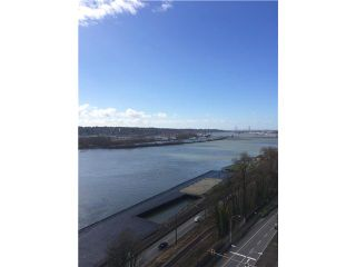 Photo 6: # 802 125 COLUMBIA ST in New Westminster: Downtown NW Condo for sale
