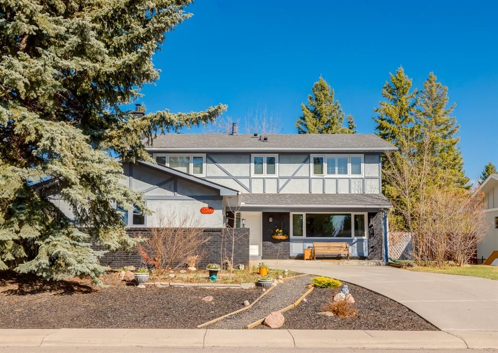 Main Photo: 2316 Palisade Drive SW in Calgary: Palliser Detached for sale : MLS®# A1102283