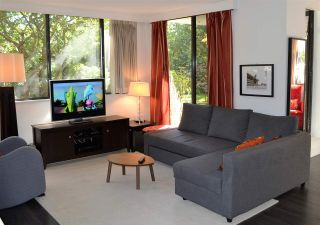 """Photo 3: 102 1616 W 13TH Avenue in Vancouver: Fairview VW Condo for sale in """"GRANVILLE GARDENS"""" (Vancouver West)  : MLS®# R2129743"""
