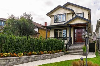 Photo 1: 4540 ALBERT Street in Burnaby: Capitol Hill BN House for sale (Burnaby North)  : MLS®# R2004117