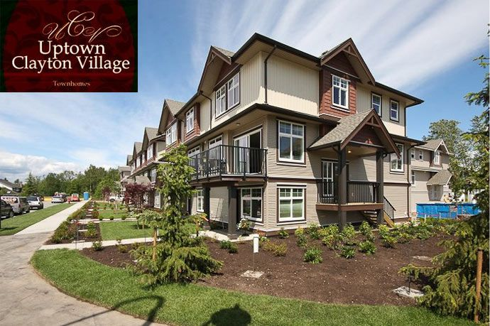 Main Photo: 123 19525 73 Avenue in Surrey: Townhouse for sale