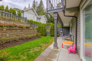 Photo 19: 28 3470 HIGHLAND DRIVE in Coquitlam: Burke Mountain Townhouse for sale : MLS®# R2162028
