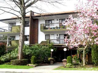 """Photo 1: 102 6669 TELFORD Avenue in Burnaby: Metrotown Condo for sale in """"THE FIRCREST"""" (Burnaby South)  : MLS®# V872370"""