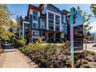 """Photo 1: 311 45510 MARKET Way in Chilliwack: Vedder S Watson-Promontory Condo for sale in """"Garrison Central"""" (Sardis)  : MLS®# R2601168"""