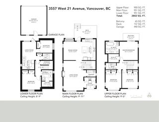 Photo 40: 3557 W 21ST Avenue in Vancouver: Dunbar House for sale (Vancouver West)  : MLS®# R2522846