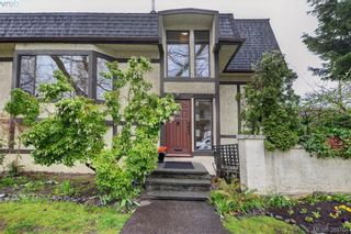 Photo 1: 1 1464 Fort St in VICTORIA: Vi Fernwood Row/Townhouse for sale (Victoria)  : MLS®# 783253