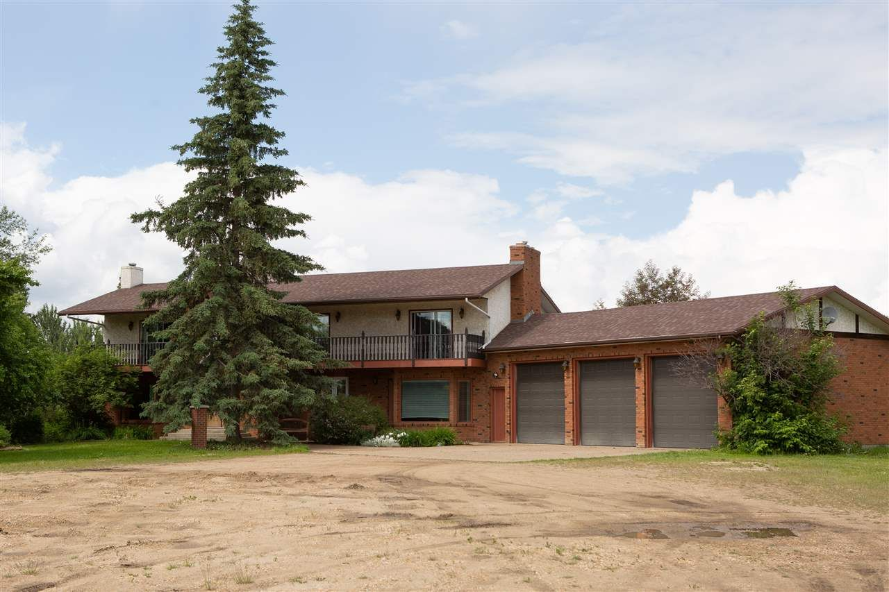 Main Photo: 27020 HWY 18: Rural Westlock County House for sale : MLS®# E4234028