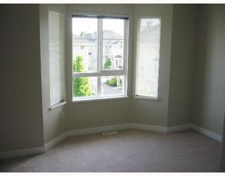 """Photo 9: 3 9079 JONES Road in Richmond: McLennan North Townhouse for sale in """"THE PAVILIONS"""" : MLS®# V648661"""