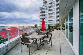 """Photo 28: 403 172 VICTORY SHIP Way in North Vancouver: Lower Lonsdale Condo for sale in """"Atrium"""" : MLS®# R2625786"""