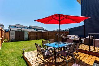 Photo 28: 161 Willow Green: Cochrane Duplex for sale : MLS®# A1020334