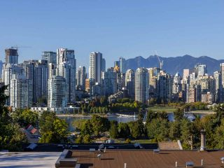"""Main Photo: 201 977 W 8TH Avenue in Vancouver: Fairview VW Condo for sale in """"The 8th Avenue - Arthur Erickson"""" (Vancouver West)  : MLS®# R2528036"""