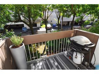 """Photo 10: # 203 1640 W 11TH AV in Vancouver: Fairview VW Condo for sale in """"HERITAGE HOUSE"""" (Vancouver West)  : MLS®# V908583"""
