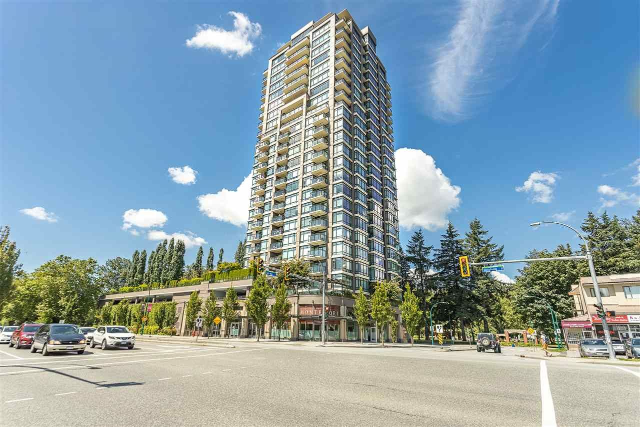 """Main Photo: 603 2789 SHAUGHNESSY Street in Port Coquitlam: Central Pt Coquitlam Condo for sale in """"THE SHAUGHNESSY"""" : MLS®# R2518886"""