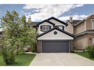 Main Photo: 41 Cougarstone Manor SW in Calgary: Cougar Ridge Detached for sale : MLS®# A1127812