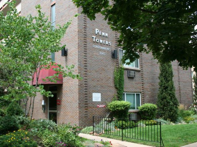 Main Photo: 1045 Pennsylvania St #204 in Denver: Penn Towers Condo for sale (DSE)  : MLS®# 1190775