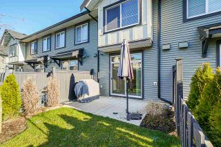 """Photo 19: 42 8570 204 Street in Langley: Willoughby Heights Townhouse for sale in """"Woodland Park"""" : MLS®# R2349258"""