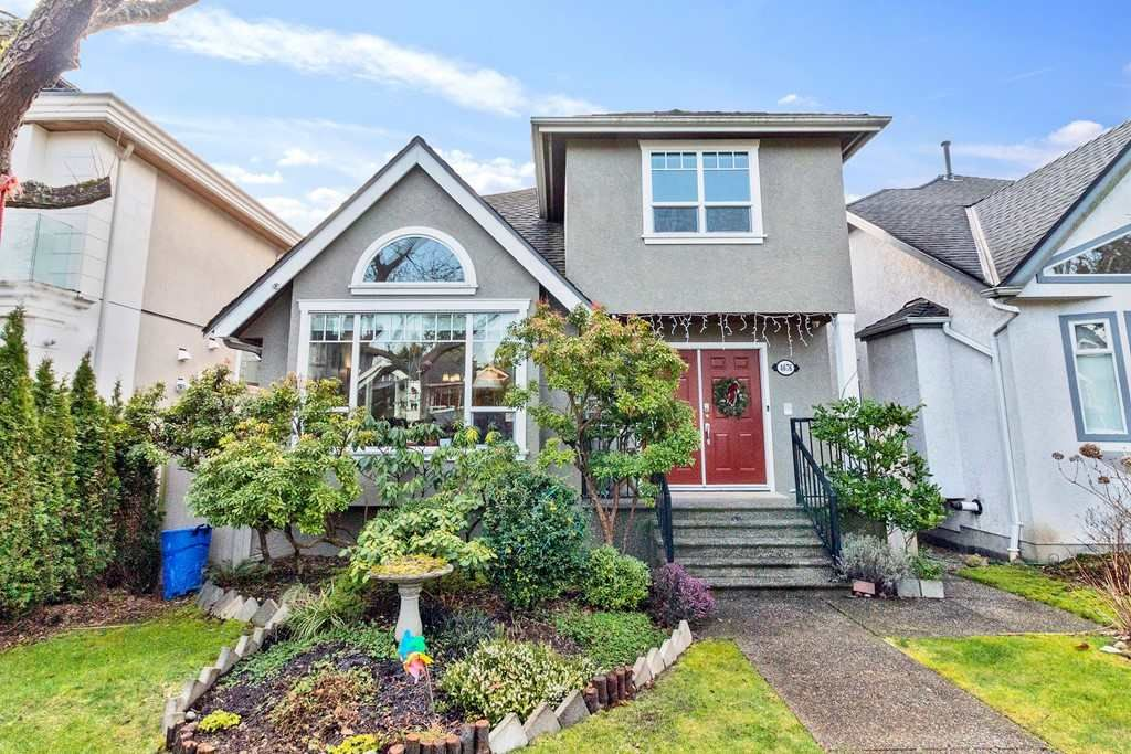 Main Photo: 4676 W 8TH Avenue in Vancouver: Point Grey House for sale (Vancouver West)  : MLS®# R2545091