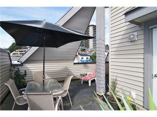 """Photo 2: 307 3709 PENDER Street in Burnaby: Willingdon Heights Townhouse for sale in """"LEXINGTON NORTH"""" (Burnaby North)  : MLS®# V998412"""