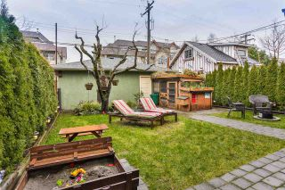 """Photo 17: 829 W 17TH Avenue in Vancouver: Cambie House for sale in """"DOUGLAS PARK"""" (Vancouver West)  : MLS®# R2026317"""