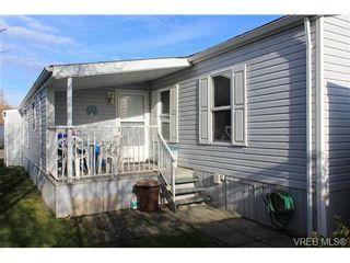 Photo 9: 4 7401 Central Saanich Rd in SAANICHTON: CS Saanichton Manufactured Home for sale (Central Saanich)  : MLS®# 657008