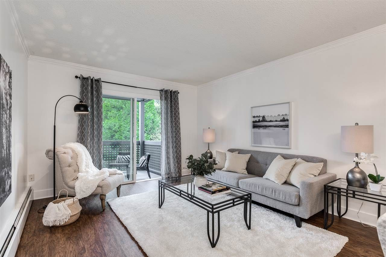 """Main Photo: 142 200 WESTHILL Place in Port Moody: College Park PM Condo for sale in """"WESTHILL PLACE"""" : MLS®# R2397916"""
