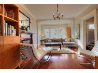 Photo 3: 1853 E 6TH AV in Vancouver: Grandview VE House for sale (Vancouver East)  : MLS®# V1048998