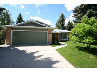 Photo 1: 416 OAKHILL Place SW in CALGARY: Oakridge Residential Detached Single Family for sale (Calgary)  : MLS®# C3482426