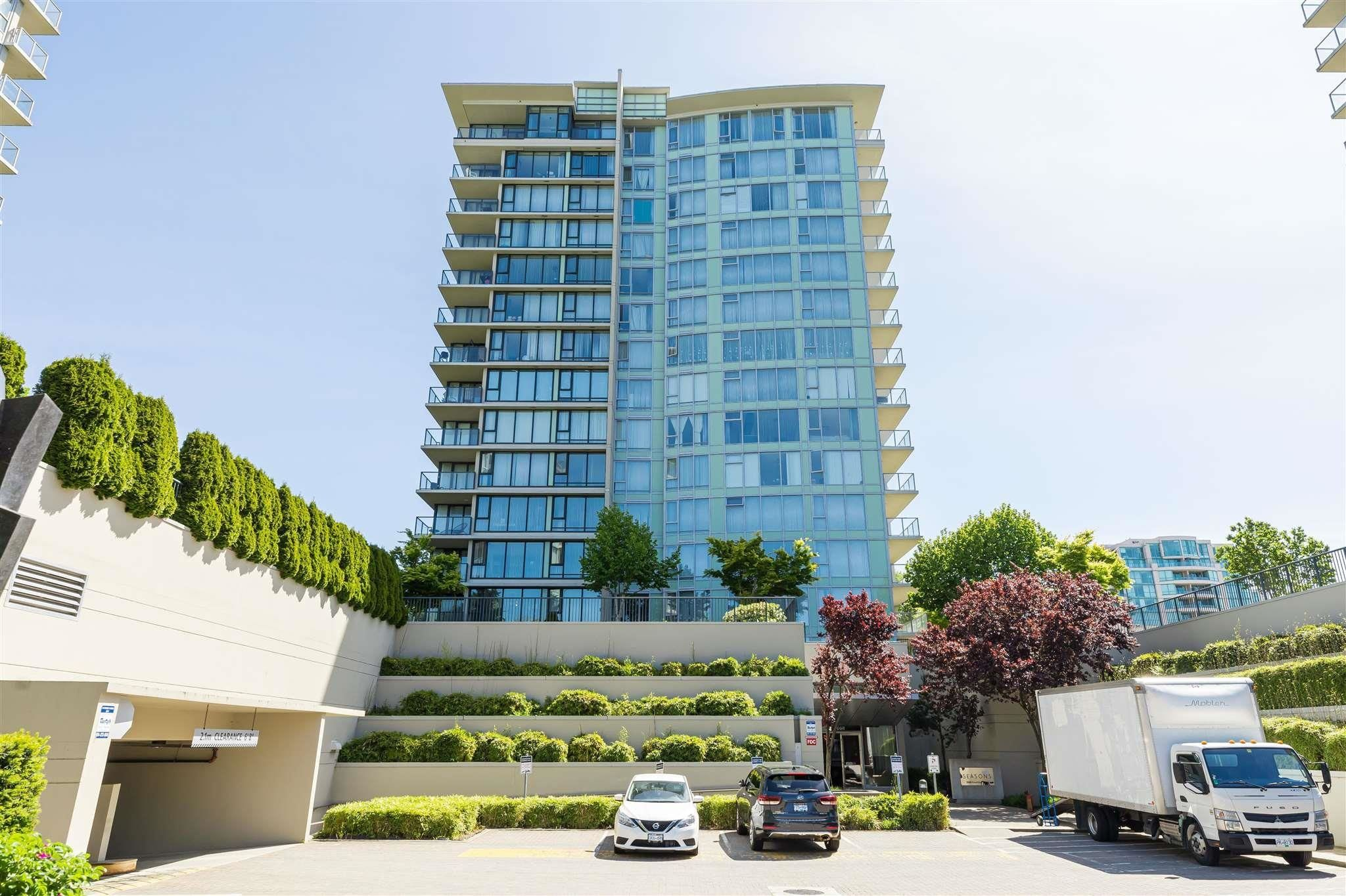 Main Photo: 705 5068 KWANTLEN Street in Richmond: Brighouse Condo for sale : MLS®# R2617728