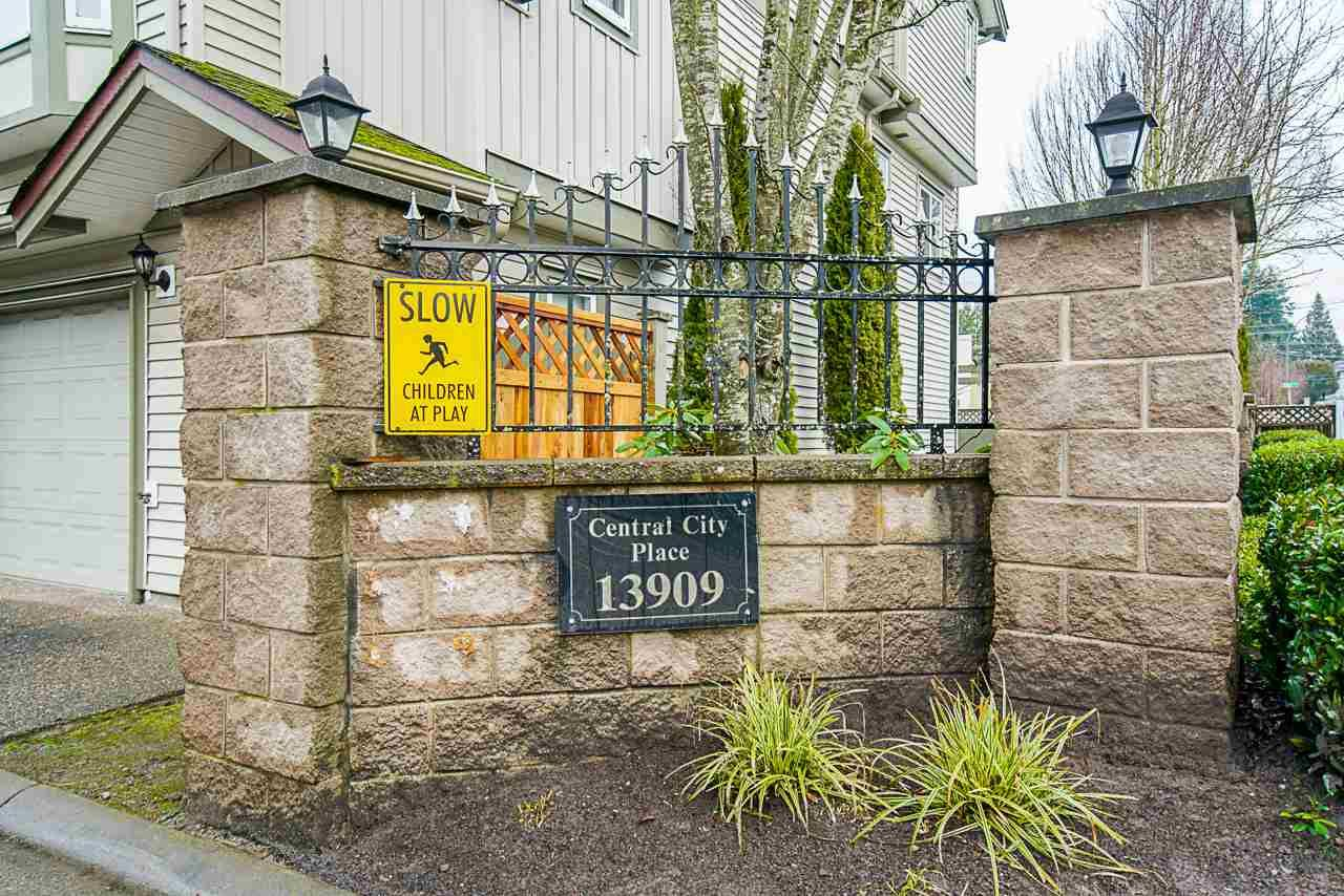 Main Photo: 3 13909 102 Avenue in Surrey: Whalley Townhouse for sale (North Surrey)  : MLS®# R2532547